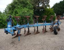 Lemken DL 160 Plough.