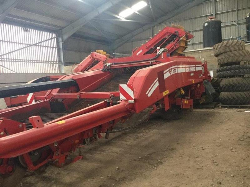 Grimme GT170S-MS