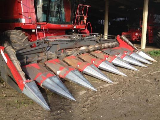 DBF 8 R  case axial flow