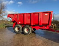 Triffitt 12T High Tip Dump Trailer