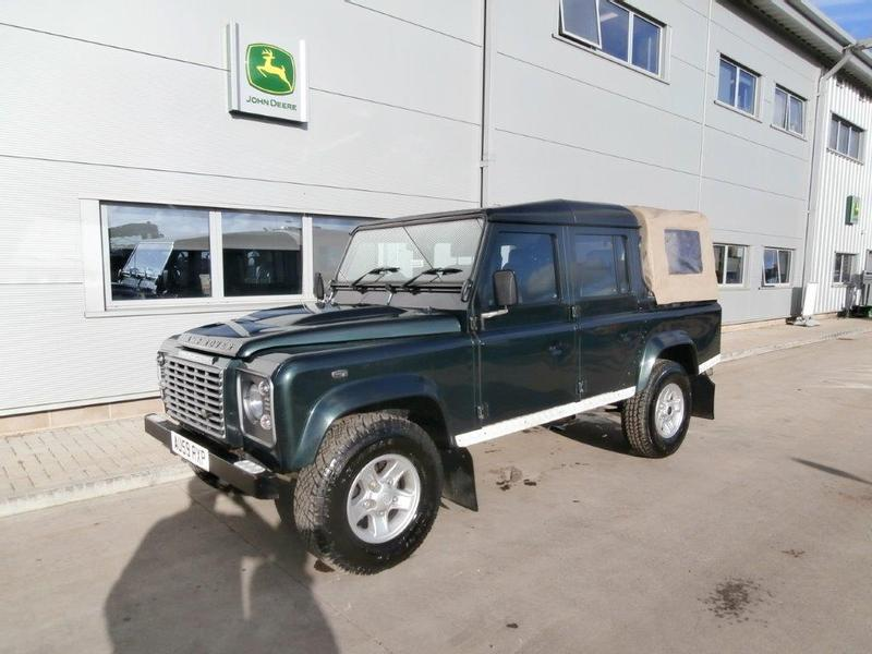 Land Rover 110 XS