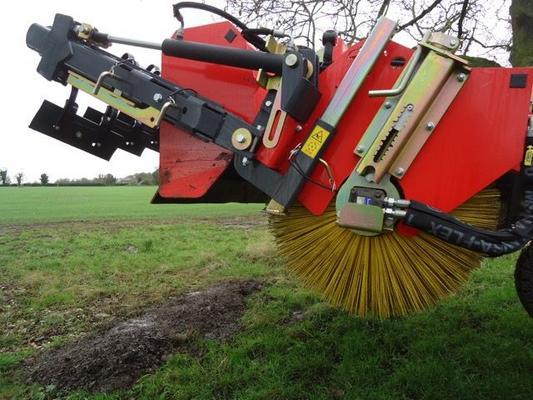 Adler NEW!!  K750 ROAD BRUSH