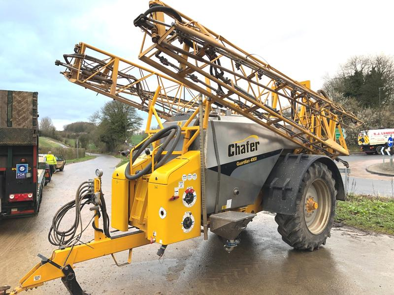 Chafer Guardian 4000