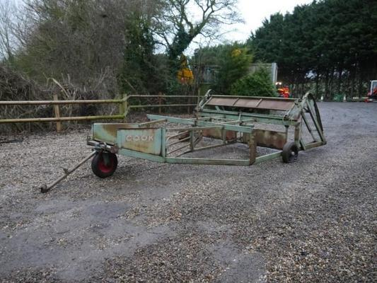 Other Cooks Flat 8 Bale Sledge