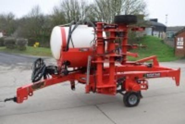 MISC-AG Cultivating Solutions Rapidlift 6m C/w Rapidstart