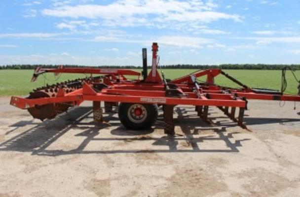 2002 KEEBLE 4.8M ONE PASS CULTIVATOR