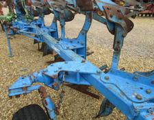 Lemken EUROPAL 7 Plough, 5 furrow, slatted bodies