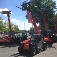Used Manitou MT625 Telehandler for sale - tractorpool co uk