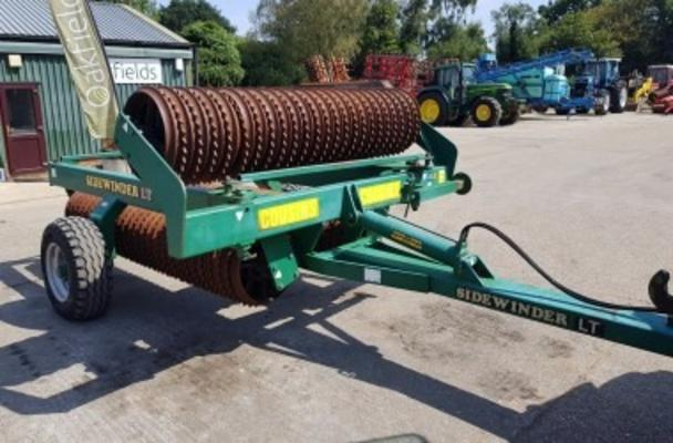 2008 COUSINS LT 6.3M SIDE WINDER ROLLS