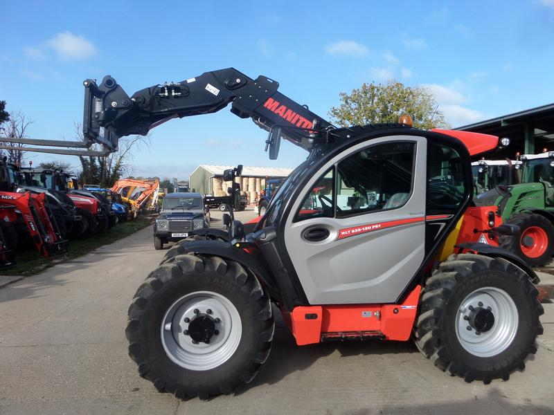 Manitou MLT 635-130PS+ ELITE