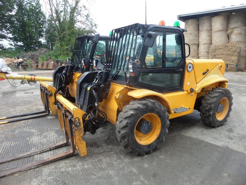 JCB 520 50 LOADALL