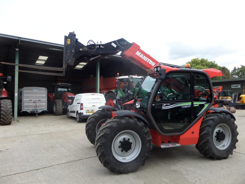 Manitou MLT634 PS ELITE
