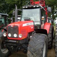 Used Massey Ferguson 6480 Tractors for sale - tractorpool co uk