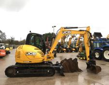 JCB 8085 ZTS ECO Digger *841HOURS*