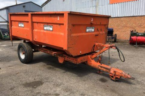 GRIFFITHS 6.5T TRAILER