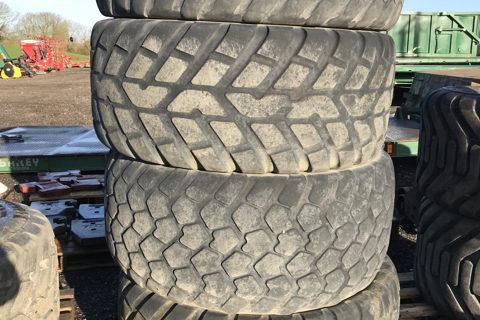 Used Car Tyres Rims Axles For Sale Tractorpool Co Uk