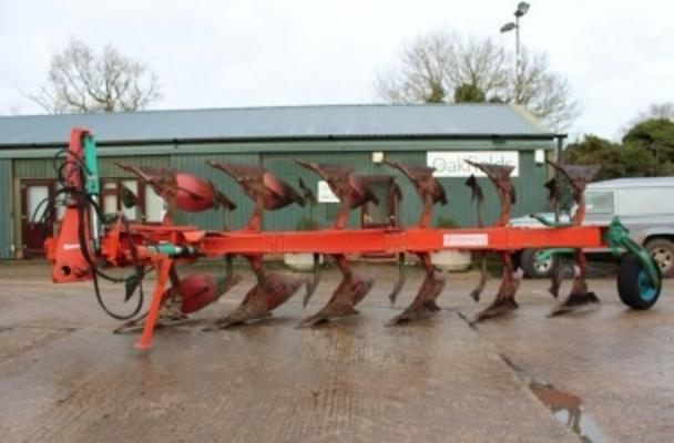 Other KVERNELAND LD85/240 6 FURROW PLOUGH