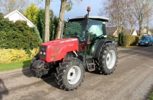 Other 2005 MASSEY FERGUSON 2435ST TRACTOR