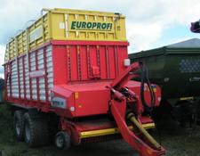 Ex-Demo Pottinger Euro Profi 4500L forage wagon