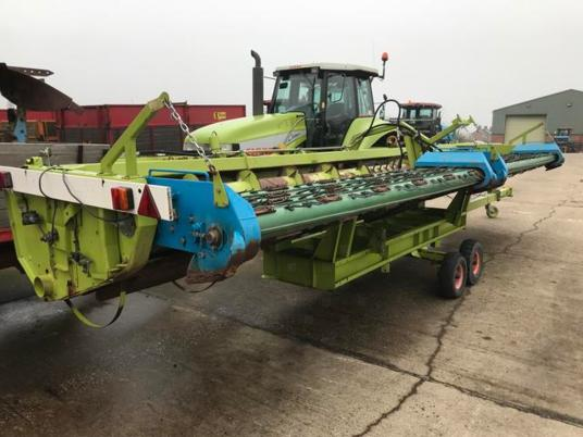 used 6.5m pickup for combine harvester