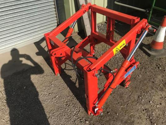 used kuhn rear over linkage