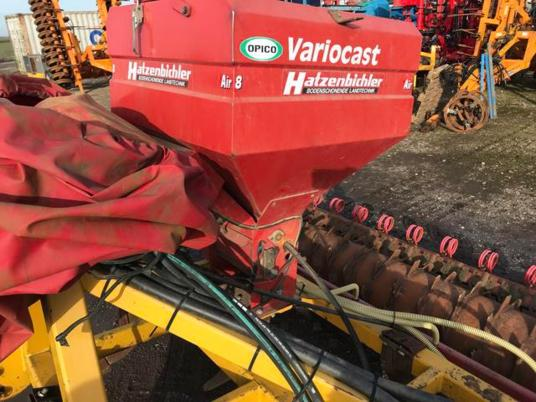 used small seed drill