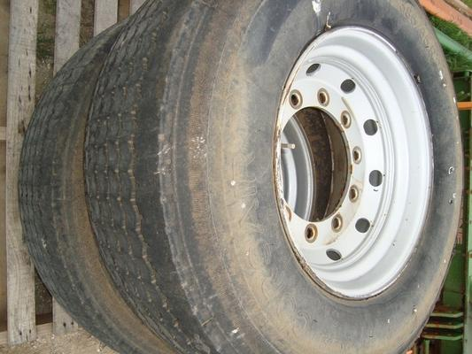 Other 385/65 R22.5 Super singles