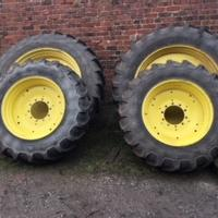 Used Wheels for sale - tractorpool co uk