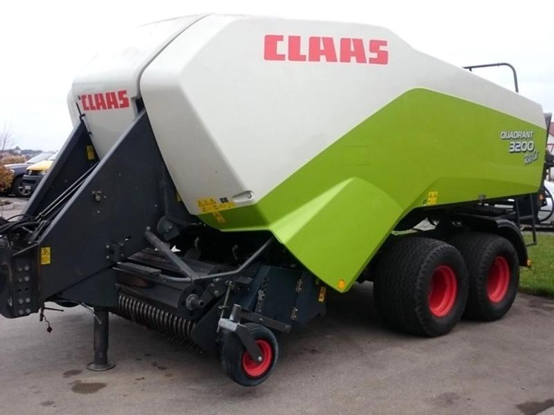 Claas Quadrant 3200 RC