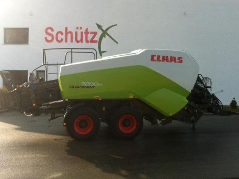 Claas Quadrant 3200 RC T