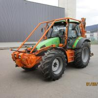 Used Forestry tractors for sale - tractorpool co uk