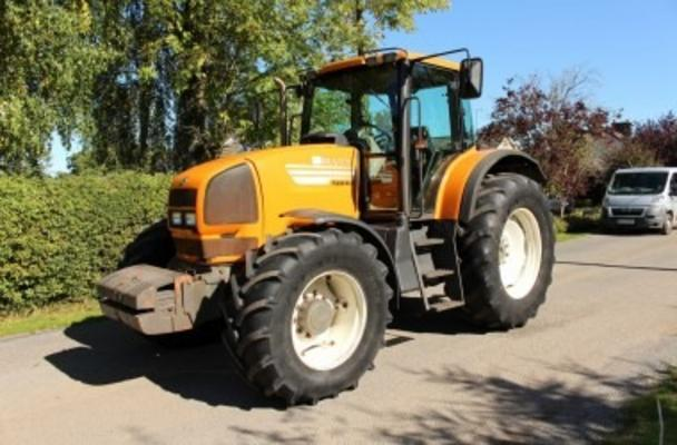 Renault 1997  ARES 720RZ 4WD TRACTOR