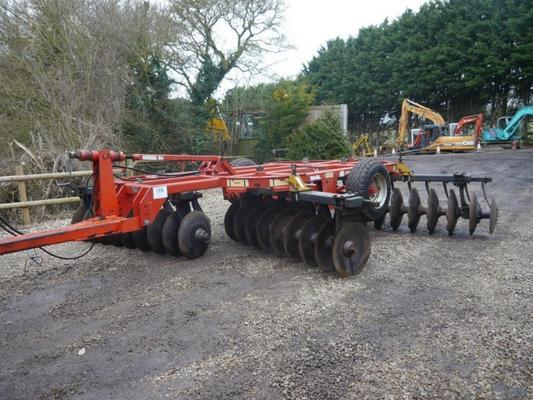 Kongskilde  Rondo XL Disc Harrows