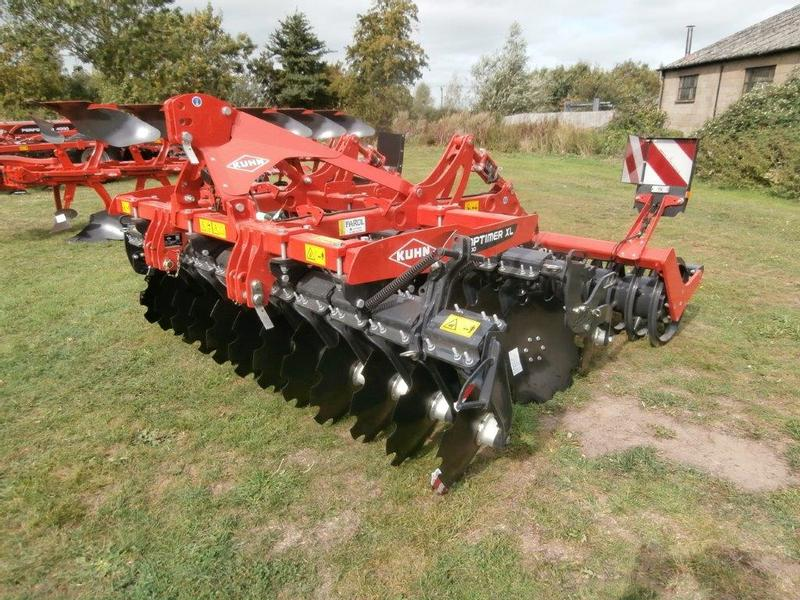 Kuhn Optimer XL 303