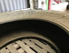 One 650 x 65 x R38 continental tyre