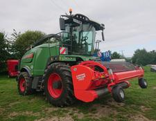 Ex demo Fendt Katana 65 Self Propelled forage harvester