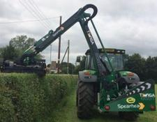 Spearhead 655-T REACH MOWER FOR HIRE