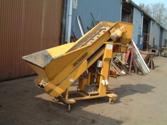 Other Walthambury 425 air weigher, 3ph.