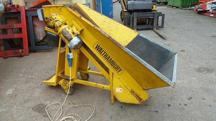 Other Walthambury 220 weigher. Single belt single phase.