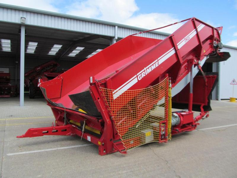 Grimme TH624