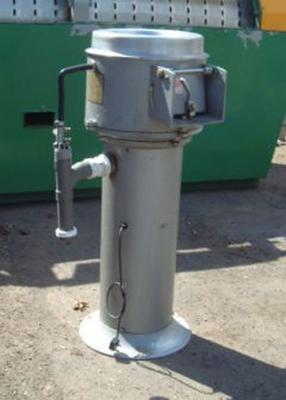 Other Metcalfe batch peeler / rumbler. Single phase motor