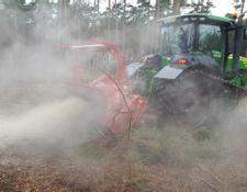 Used Forestry mulcher for sale - tractorpool co uk