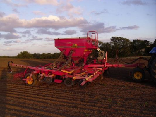 Used Vaderstad Rapid A600S Drill