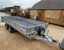 Ifor Williams LM 166 TRAILER
