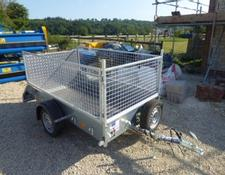 Ifor Williams P7E TRAILER