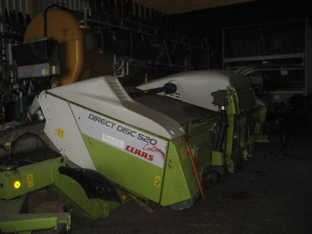 Claas Direct Disc 520 Contour