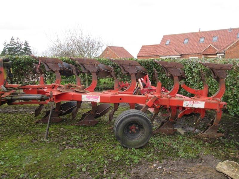 Besson RB7 5 Furrow Reversible
