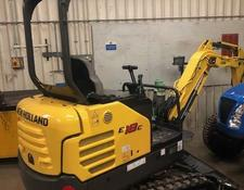 New Holland E18C Mini Excavator