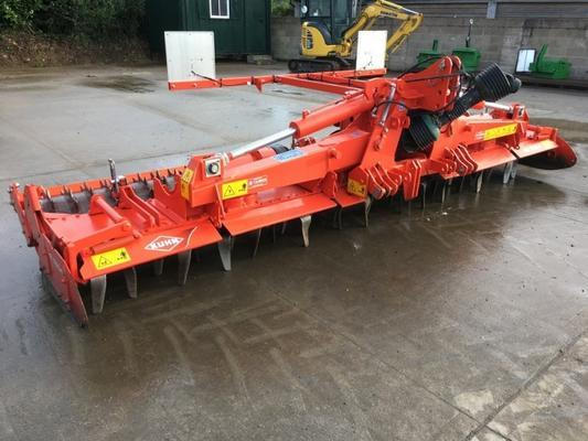 Other Kuhn HR 5004 5 Metre Power harrow, 2016