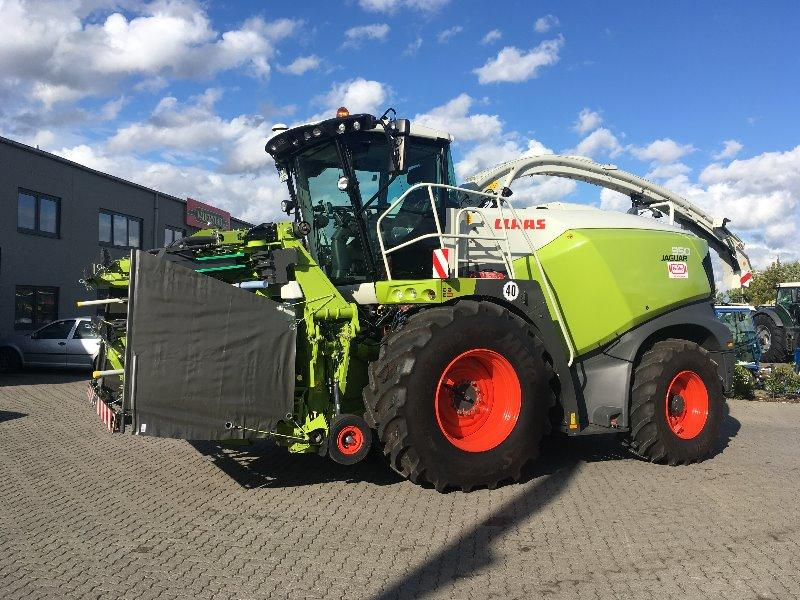 Claas Jaguar 950 Allrad 40 km/h 2017, Typ 498, HIGH END